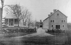 MSPCA Nevins Farm Historic Photo